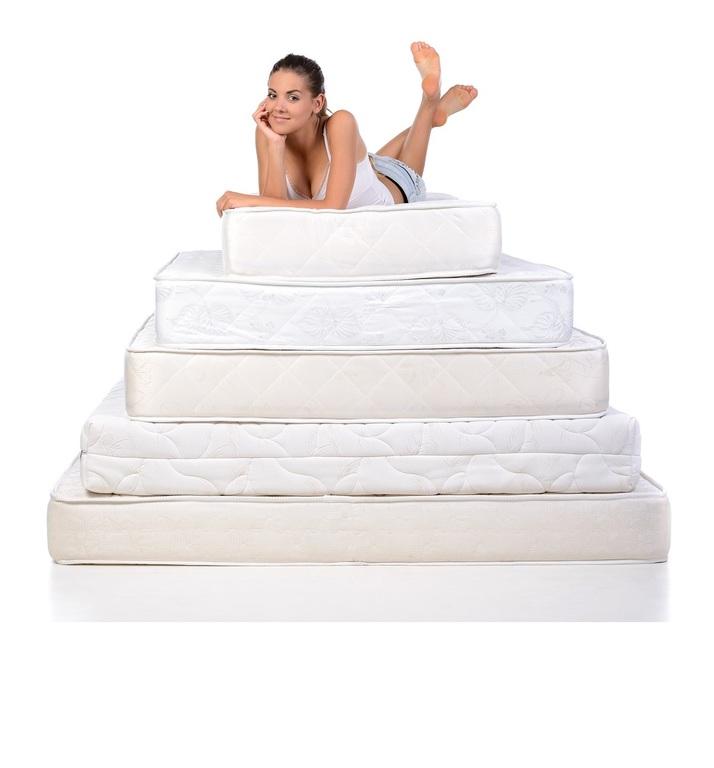 Jak na matraci, jak si správně vybrat